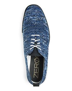 Cole Haan - Men's ZeroGrand Stitchlite Knit Oxfords