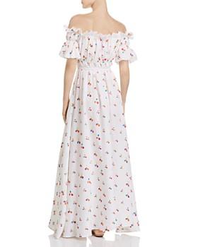 All Things Mochi - Nana Off-the-Shoulder Maxi Dress