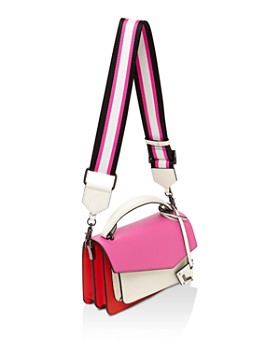 Botkier - Cobble Hill Color-Block Medium Leather Crossbody