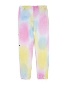 Flowers by Zoe - Girls' Tie-Dyed Sweatpants - Big Kid