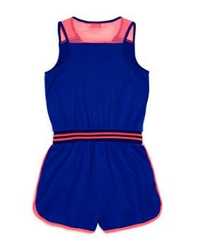 Design History - Girls' Sleeveless Romper - Little Kid