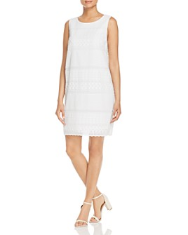 Le Gali - Bea Sleeveless Embroidered Shift Dress - 100% Exclusive