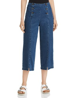Vero Moda - Flavia High-Rise Sailor Pants