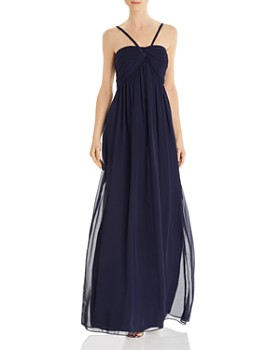 Eliza J - Shirred Goddess Gown