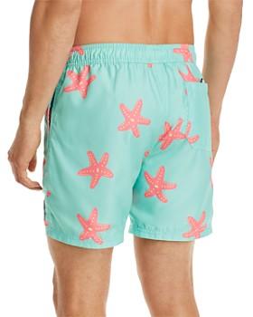 Maui and Sons - I'm a Star Starfish-Print Swim Shorts