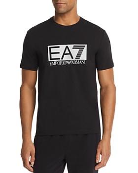 Armani - EA7 Graphic Crewneck Tee