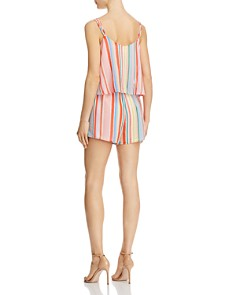 Jack by BB DAKOTA - Positano Rainbow-Stripe Romper - 100% Exclusive