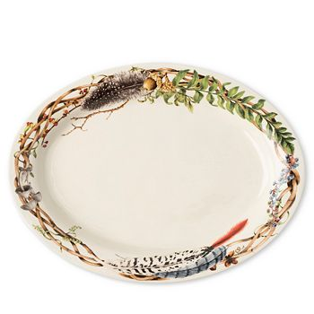 "Juliska - Forest Walk 17"" Oval Platter"