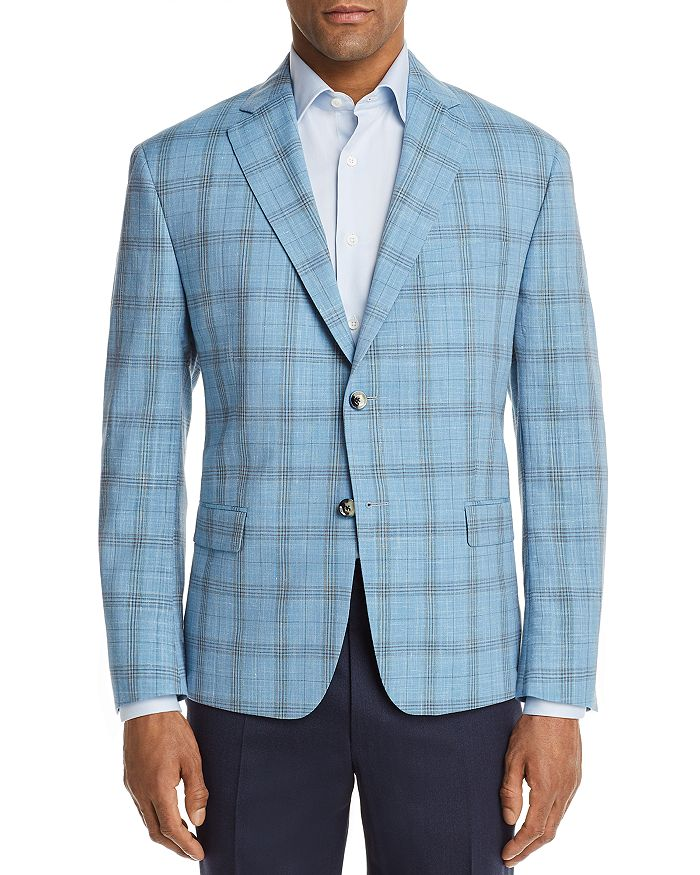 Robert Graham - Plaid Regular Fit Sport Coat