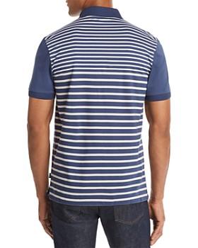 202a5793 ... BOSS Hugo Boss - Prout Striped Regular Fit Polo Shirt