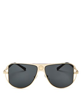 Versace - Unisex Aviator Sunglasses, 57mm