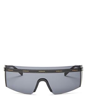 Versace - Unisex Shield Sunglasses, 142mm