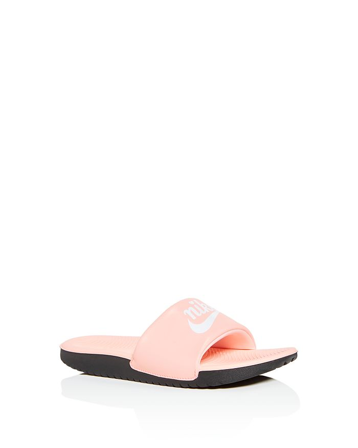Nike - Girls' Kawa Valentine's Day Slide Sandals - Toddler, Little Kid, Big Kid