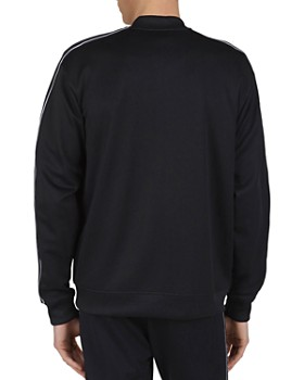 The Kooples - Logo-Embroidered Front-Zip Jacket