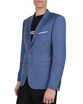 The Kooples - Stitch Slim Fit Suit Blazer