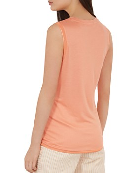 Ted Baker - Colour by Numbers Louley Ruched Top