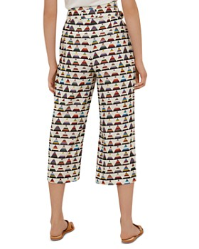 Ted Baker - Colour by Numbers Boa Triangle-Print Pants