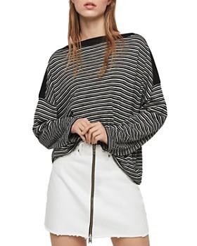 ALLSAINTS - Keya Striped Sweater