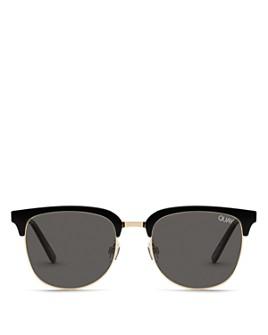 Quay - Men's QUAY x AROD Evasive Round Sunglasses, 48mm