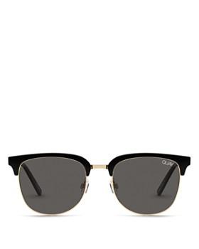 0adeffbd59 Quay - Men s QUAY x AROD Evasive Round Sunglasses