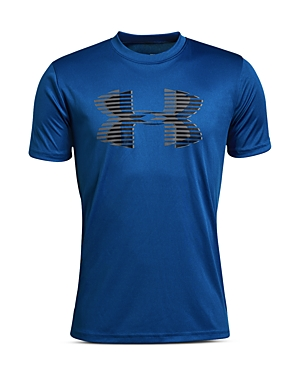 Under Armour Boys' Tech Big Logo Tee - Big Kid