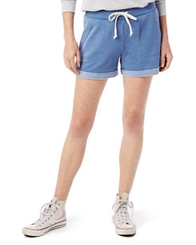 ALTERNATIVE - French Terry Drawstring Shorts
