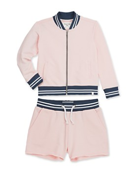 Sovereign Code - Girls' Zandy Zip Jacket & Liz Shorts - Little Kid, Big Kid