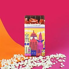 Le Chocolat des Francais - NYC Skyline Crispy Milk Chocolate Bar