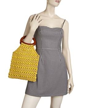 AQUA - Crochet Beaded Bag - 100% Exclusive