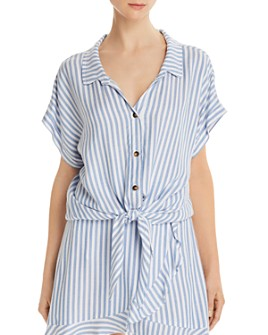 Show Me Your MuMu - Mike Striped Top