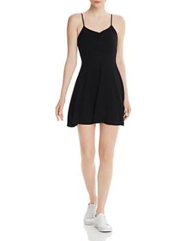 COMUNE - Oakdale Rib-Knit Dress