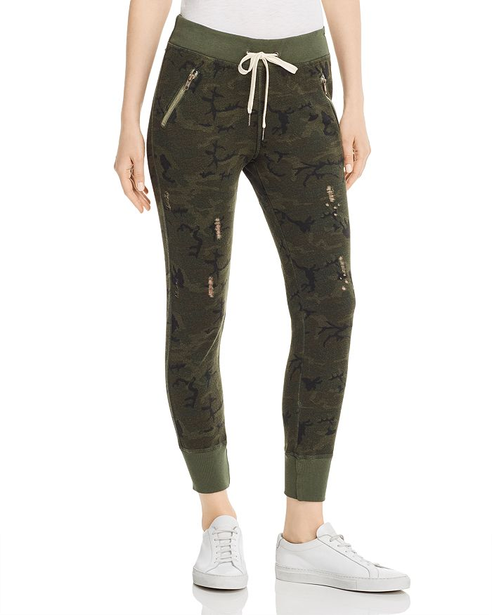 9a02455428e n:philanthropy Gravity Distressed Camo Jogger Pants | Bloomingdale's