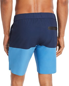 Onia - Theo Bonded Color-Block Swim Trunks