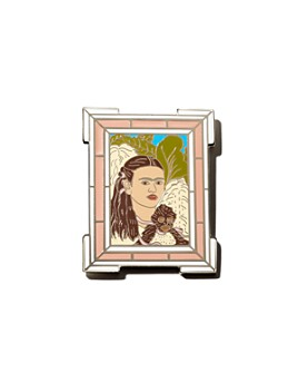 MoMA - Fulang-Chang and I by Frida Kahlo Pin