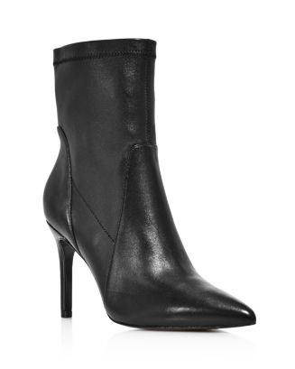 Women's Laurent Pointed Toe High Heel Booties by Charles David