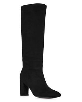 Charles David - Women's Biennial Tall Suede Block Heel Boots