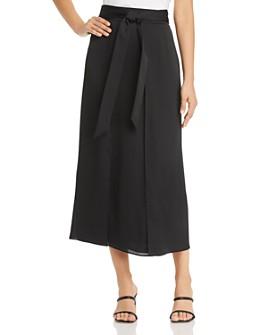 Lafayette 148 New York - Sahara Tie-Waist Skirt