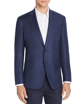 The Men's Store at Bloomingdale's - Hopsack-Weave Regular Fit Sport Coat