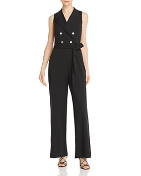 nanette Nanette Lepore - Double-Breasted Jumpsuit