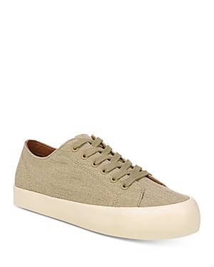 Vince Women's Norwell Canvas Lace-Up Sneakers