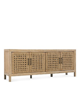 "Hooker Furniture - Peggy 76"" Entertainment Console"