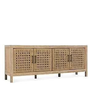Hooker Furniture Peggy 76 Entertainment Console