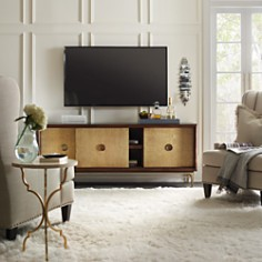 "Hooker Furniture - Peggy 72"" Entertainment Console"