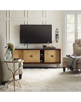 """Hooker Furniture - Peggy 72"""" Entertainment Console"""