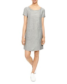 Theory - Structured T-Shirt Dress