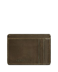 Shinola - Distressed Card Case