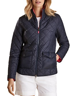 Barbour - Helm Box-Quilted Jacket