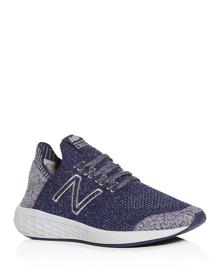 a67e03d153f1e New Balance Men's Fresh Foam Cruz SockFit Low-Top Sneakers ...