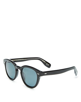 Oliver Peoples - Unisex Cary Grant Round Sunglasses, 48mm