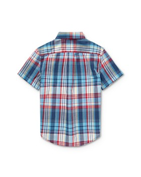 Ralph Lauren - Boys' Madras Camp Shirt - Little Kid